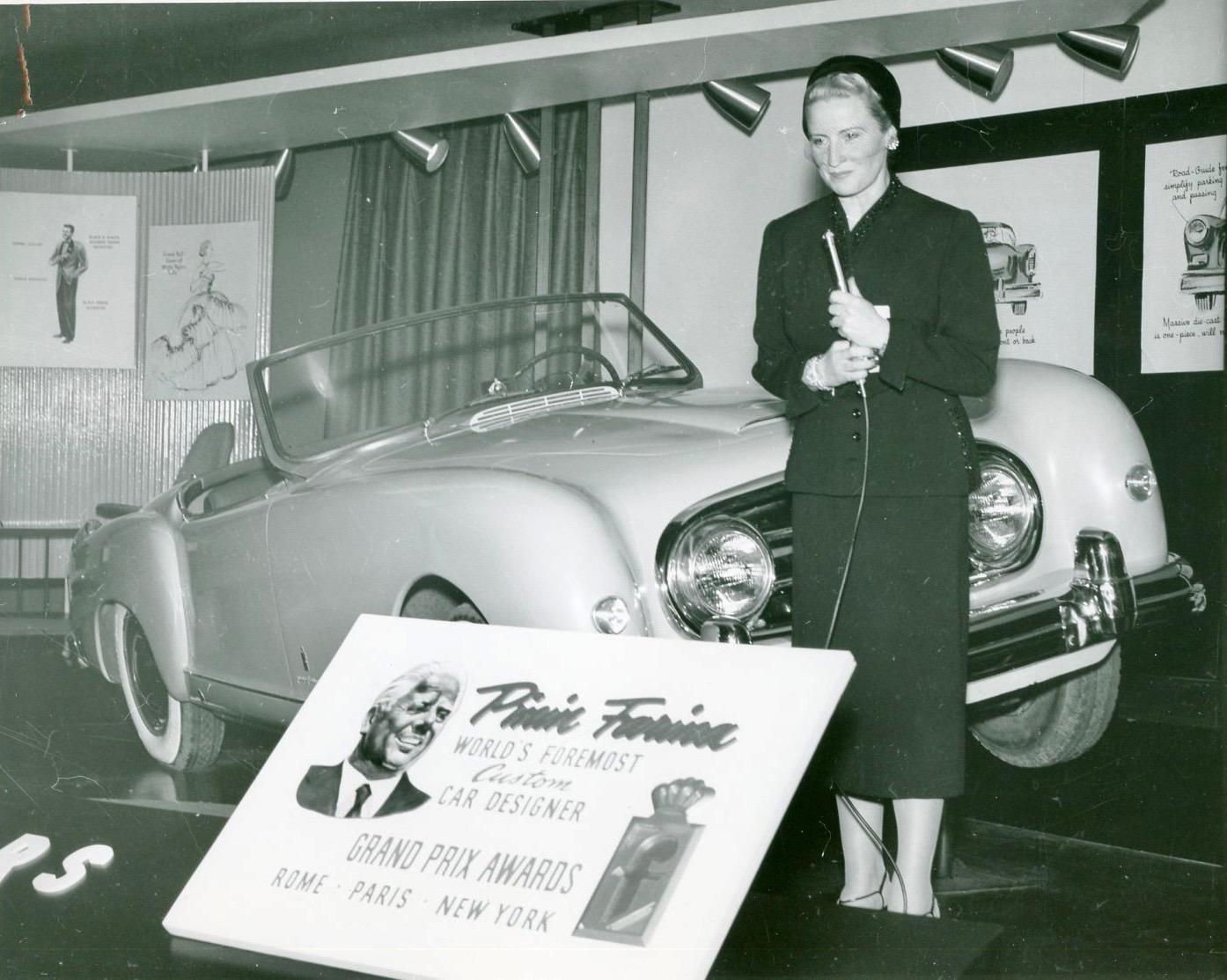 Helene Award, Her generosity will be rewarded with the first Helene Award, ClassicCars.com Journal