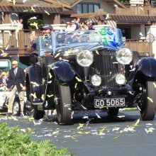 1938 Bentley takes Best of Show at Pebble Beach