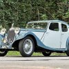 Something completely different, 1936 Riley Kestrel 'saloon' from England