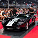 supercharged ford gt mecum