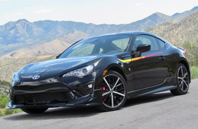 Driven: 6-speed manual spices the drive in Toyota's 86 TRD