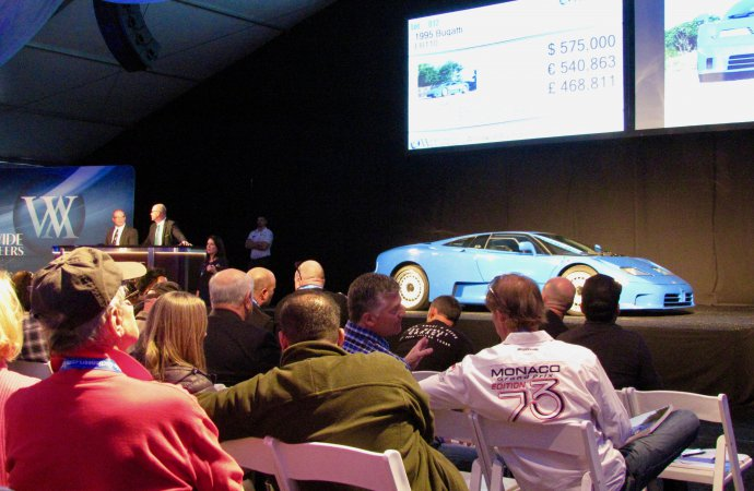 Road to 2030: Buyers are moving into driver's seat at collector car auctions