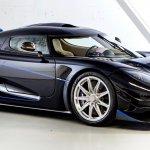1 2015 Koenigsegg One1 Chassis no. YT9LK1A38EA007111