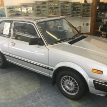 This 1982 Honda Civic is a time-capsule example
