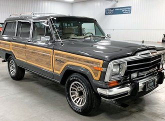 Road-trip-ready Jeep Grand Wagoneer seems to be growing in popularity, value