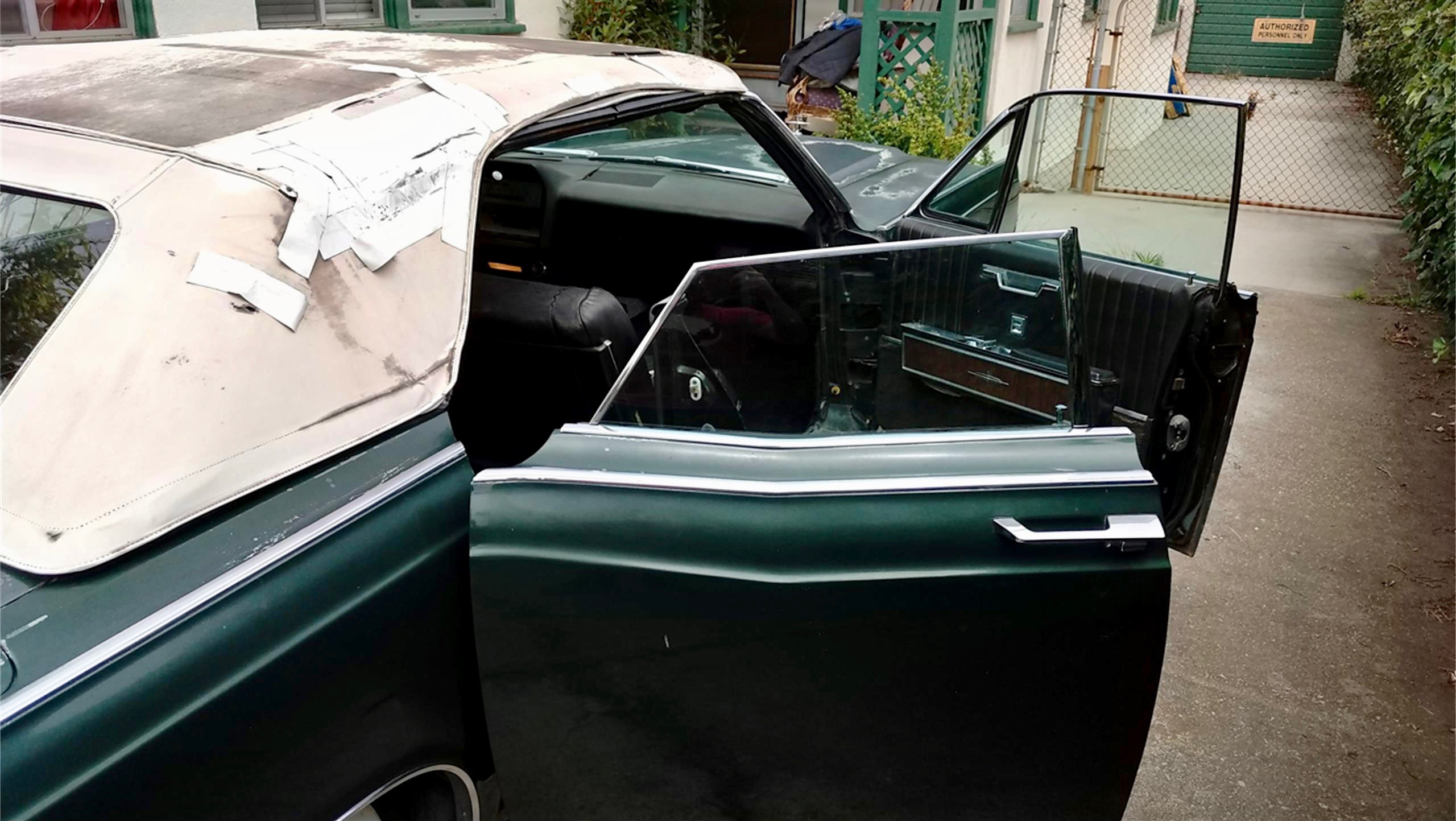 1967 Lincoln Continental, Here's a $6,700 canvas for your car restoration artistry, ClassicCars.com Journal