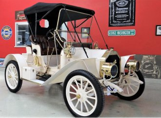 111 years old and counting, 1908 Buick Model 10 roadster