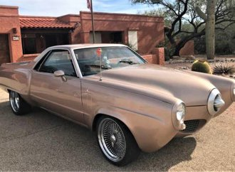 Mythical beast: GMC/Studebaker melded into one-of-a-kind street rod