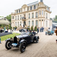 Bugatti stages 'Grande Fête' in Molsheim for 110th birthday