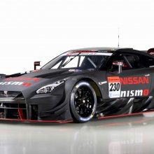 Nissan unveils Nismo GT-R racer for 2020