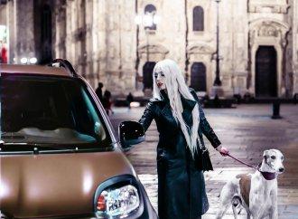 Mundane Fiat suddenly becomes fashion statement