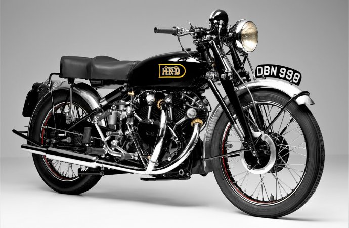 'On Any Sunday' director's bikes, 10 Vincents set for Bonhams motorcycle sale