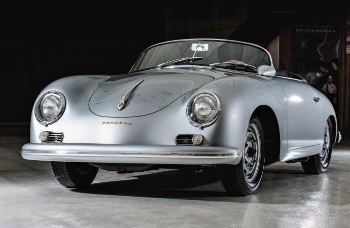 Taj Ma Garaj auction presents bonanza of rare Porsche, VW cars and collectibles