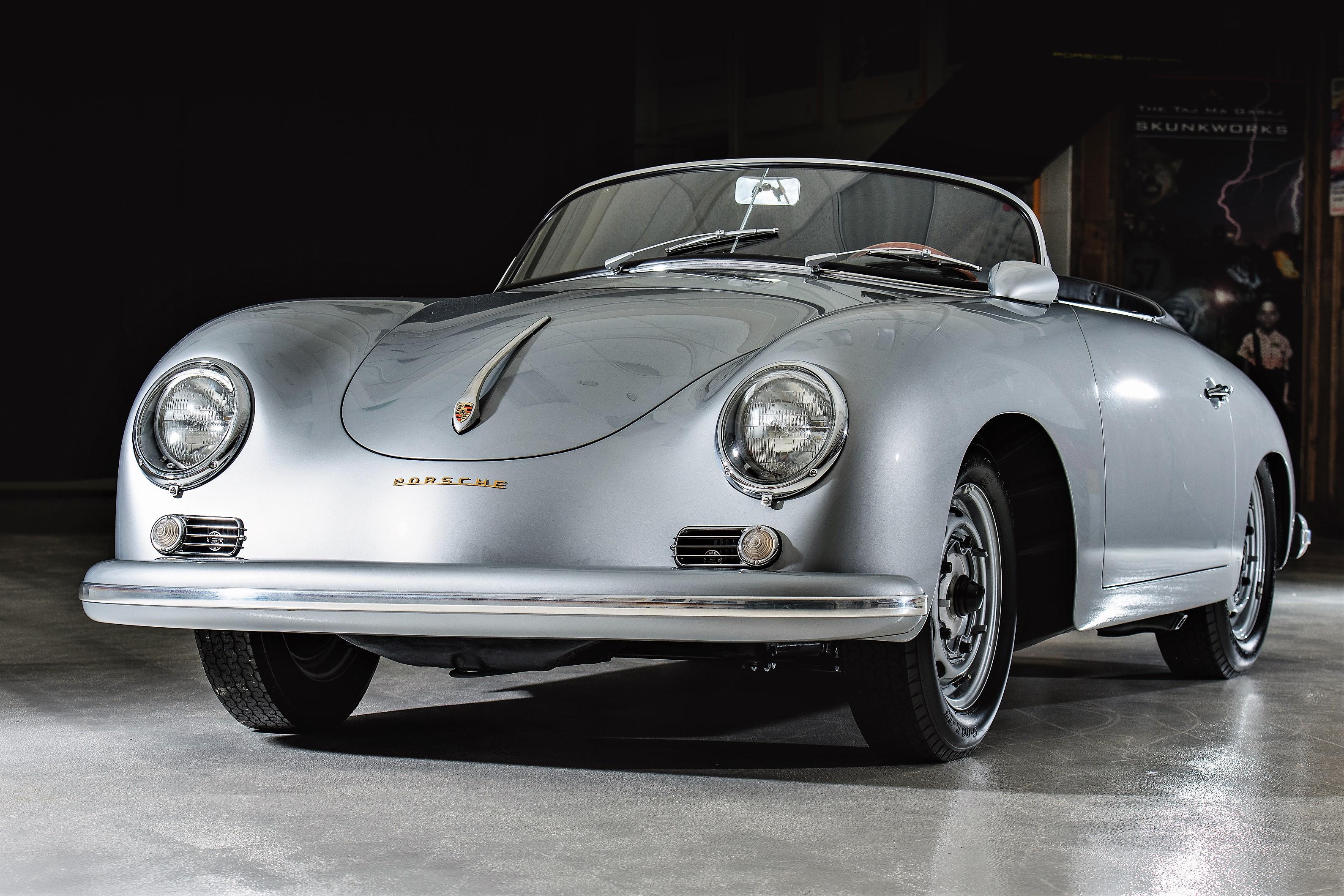 Taj Ma Garaj auction presents bonanza of rare Porsche, VW cars