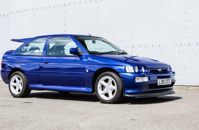 1993 Ford Escort RS Cosworth tops Bonhams inaugural MPH auction