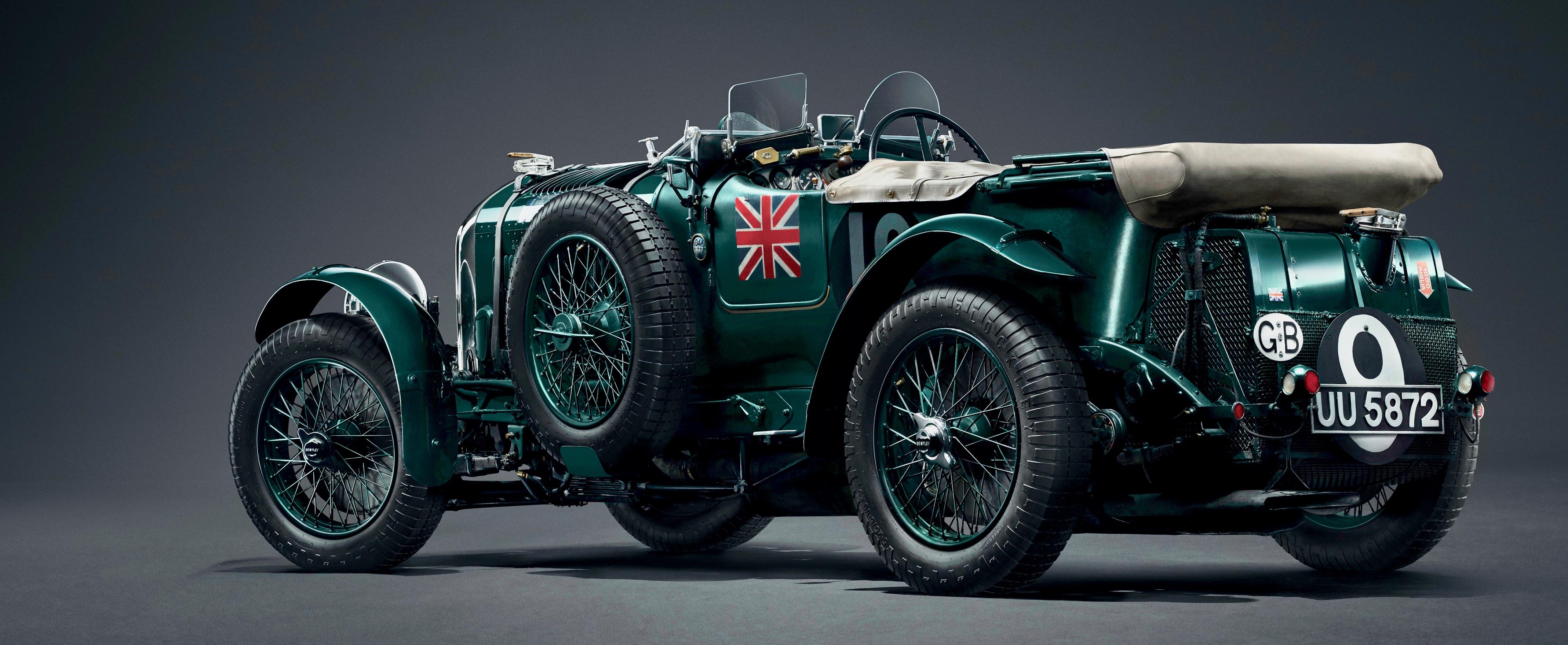 Blower Bentley, Blown away! Bentley will produce a dozen pre-war continuation cars, ClassicCars.com Journal
