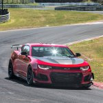 At 7:16.04, the 2018 Chevrolet Camaro ZL1 1LE is the fastest Cam