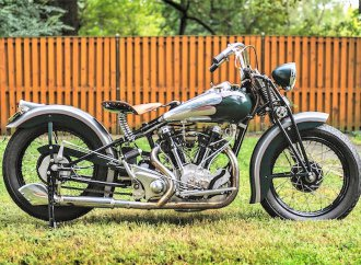 Bonhams boasts Crocker, Flying Merkel additions to Barber motorcycle auction