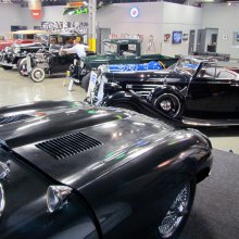 We borrow the '32 Ford roadster from the Hagerty 'library'