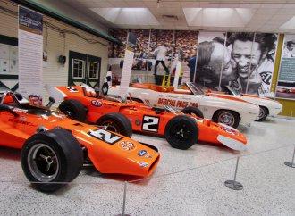 Indy museum showcases Mario Andretti's winning ways