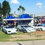 Classic Mazdas on display