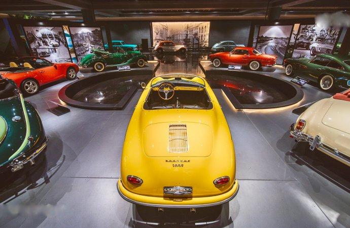 Private Chinese car museum gains FIVA membership