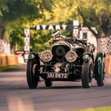 Blown away! Bentley will produce a dozen pre-war continuation cars