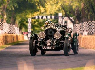 Blown away! Bentley will produce a dozen pre-war continuation cars
