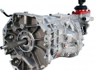 Updated Tremec 6-speed for gen-4 F-body cars