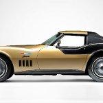 Astronaut Alan Bean's 427 Corvette coupe Historic Vehicle Register