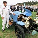 Bugatti Type 22 with Alan Travis PB