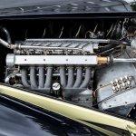 Bugatti Type 55 engine