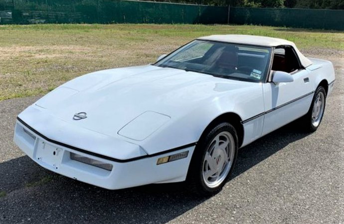 Corvette bargain: the fourth-generation sports cars are still affordable