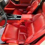 C4 Corvette pick interior