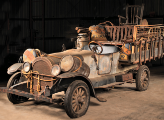 Famous movie vehicles, props listed for auction in Hollywood sale