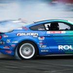 Tire sponsor placements Formula Drift