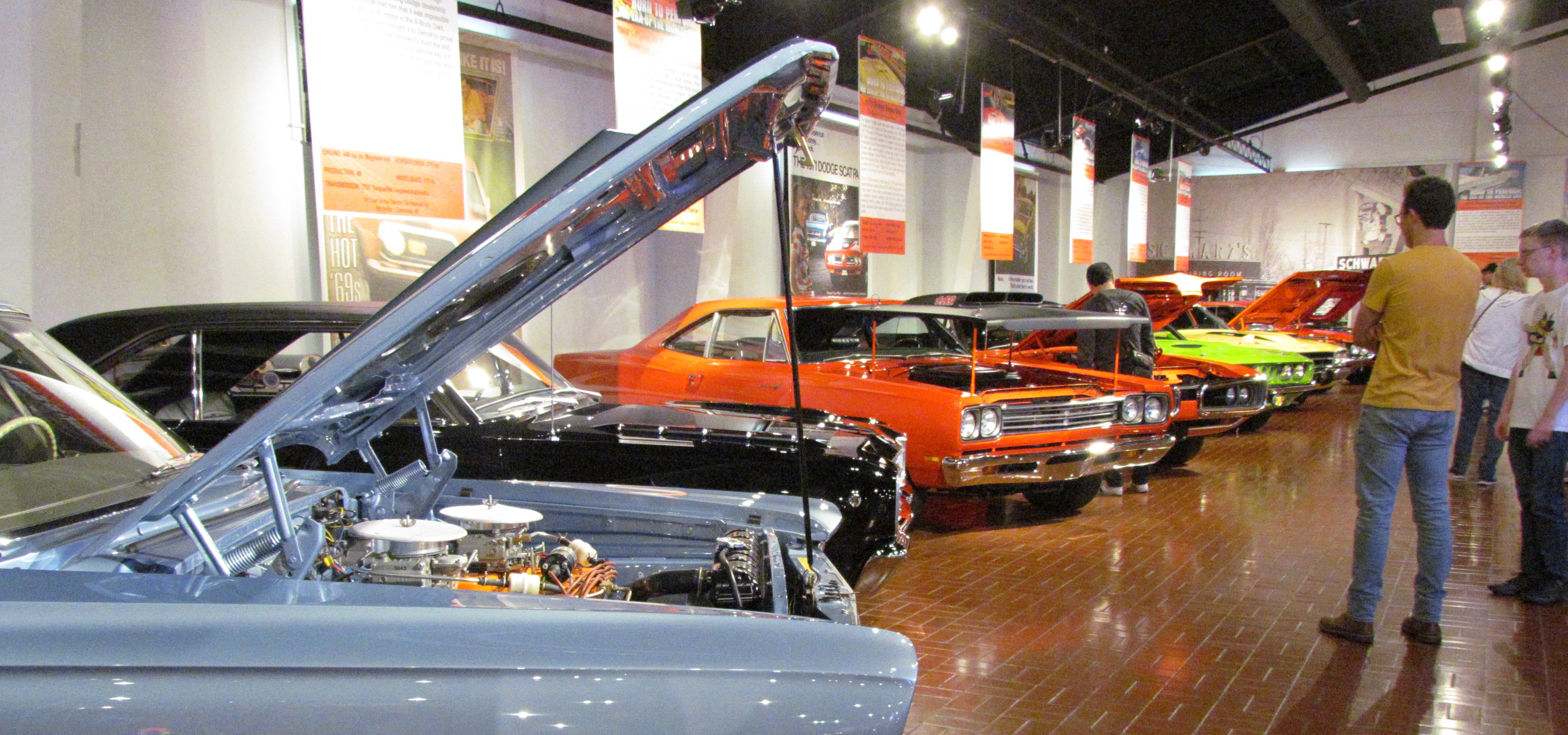Gilmore muscle cars, Gilmore plans to add muscle car museum to its campus, ClassicCars.com Journal