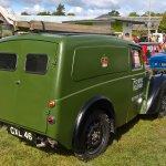 Golden Oldies – 1943 Morris Z Post Office Telephones van