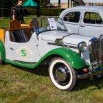 Golden Oldies – 1952 Singer Roadster Ute