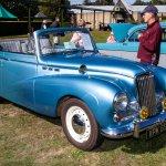 Golden Oldies – 1955 Sunbeam Mk3 Convertible