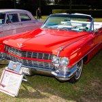 Golden Oldies – 1964 Cadillac Deville Convertible