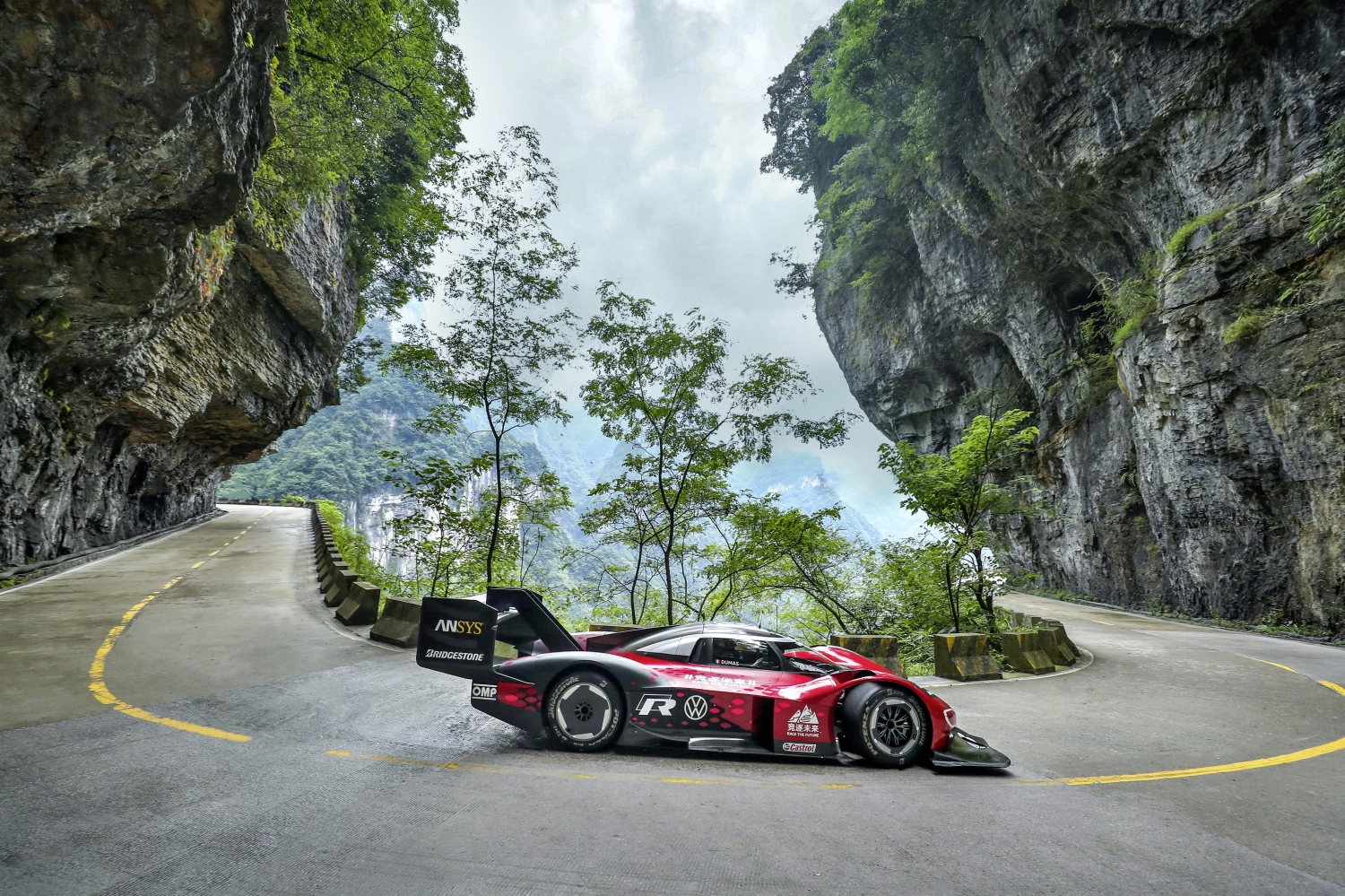 VW, VW shows video footage of record run up Chinese mountain, ClassicCars.com Journal