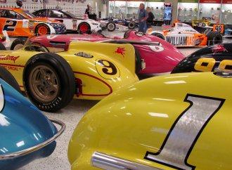 500 focus: Indy museum displays dozens of historic racing cars