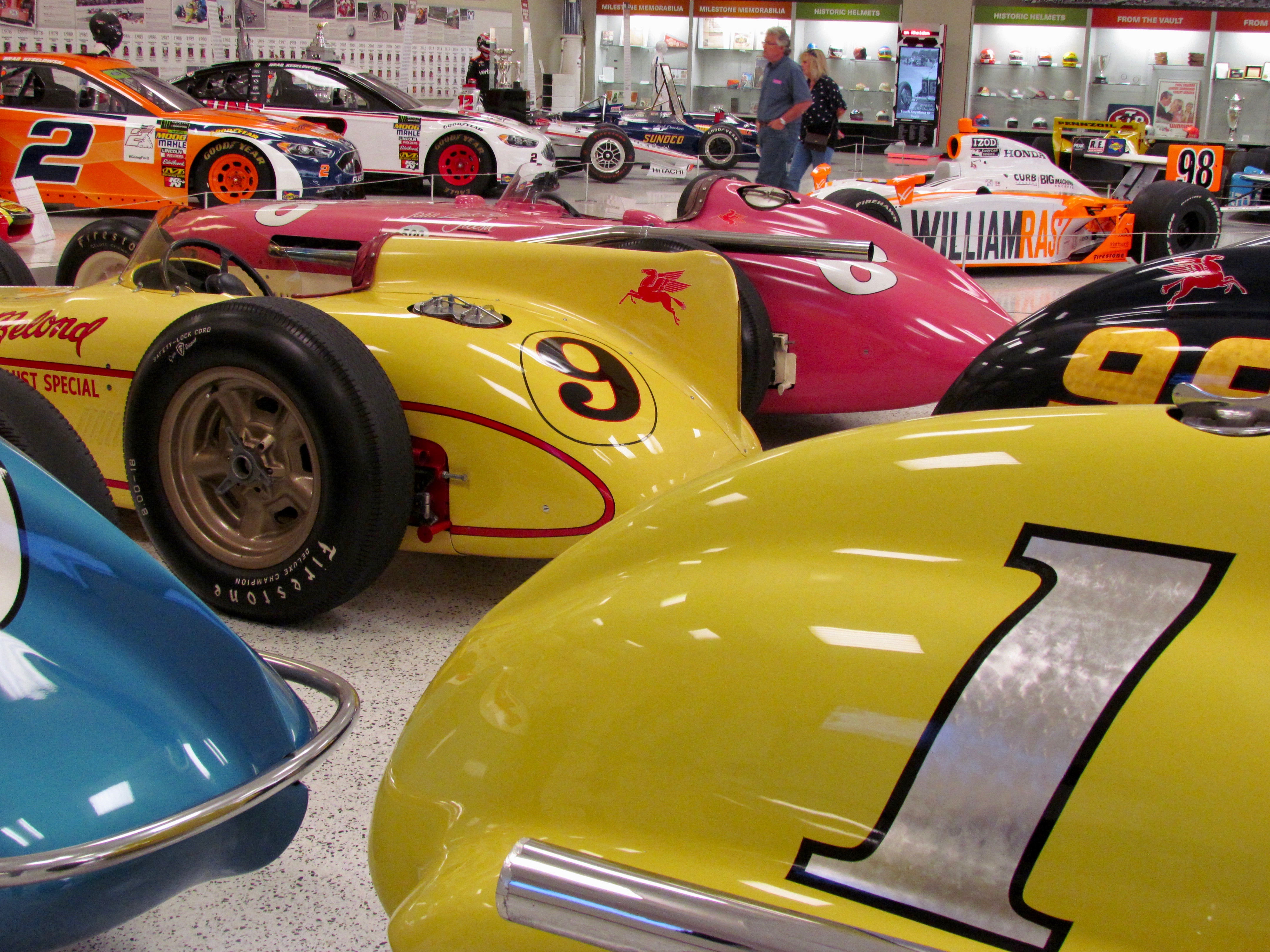 Indy museum
