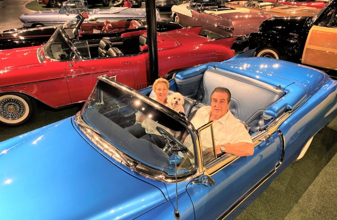 'Cars of Dreams' to be auctioned by Leake at inaugural Scottsdale sale
