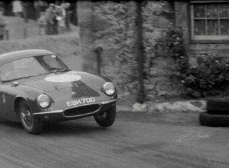 Lotus, Bo'ness Revival Hillclimb salute Jim Clark