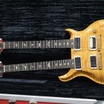 LN19_1983 Paul Reed Smith Double Neck Owned By Carlos Santana Electric Guitar_S218