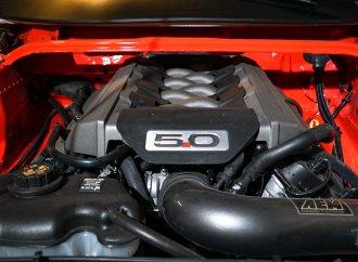 Matt Soppa Mustang swapped Fusion Drift Car Sept 2019-11