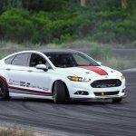 Matt Soppa Mustang swapped Fusion Drift Car Sept 2019 cnt-3