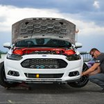 Matt Soppa Mustang swapped Fusion Drift Car Sept 2019 cnt2-4